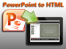 PowerPoint to HTML Converter
